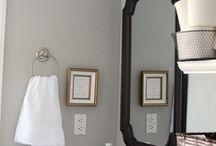 Bathroom Ideas / by Sheri Escott-Spyker