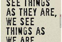 My own things