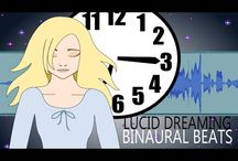 Binaural Beats / Binaural beats for sleep, lucid dreaming, astral projection, psychic development and more!