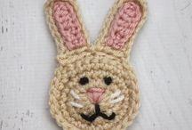 Crochet ~ appliqué