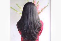Black hair #natural #longhair #blackhair #art #flowers #photograph / Black hair #natural #longhair #blackhair #art #flowers #photograph