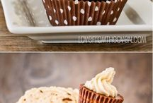 Cupcakes/Cakes  / Anything to do with cakes or cupcakes. Icing, decorating, filings, mixes, flavors, etc.  / by Tamzin Bennett