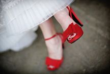 fashion: ruby slippers. / Nothing makes a woman's legs hotter than a great pair of red shoes.   #redshoes #redpumps #redheels #rubyslippers #red #shoes