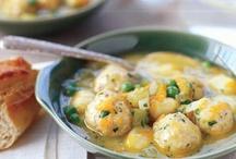 Soup, Stoup & Salads / by Sharon Via Hoebing