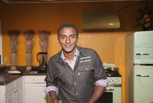 Chef Marcus Samuelsson / by BlueStar Cooking