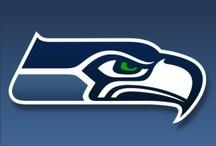 I'm in ... Seattle Seahawks... / by Gail Bannerman
