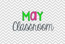 May Classroom / by LaKeta Siler Ille