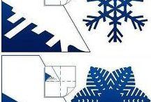 geek snowflakes