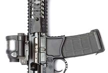 Guns which I used