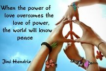 Peace, Love, and Flower Power!!!
