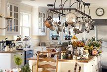 Kjøkken / Kjøkkeninnredning