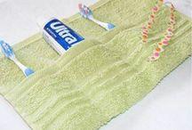 Πετσέτες για οδοντοκρεμες