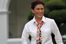 Menteri Kabinet Jokowi 2014 - 2019. / Menteri Kabinet Jokowi 2014 - 2019 !