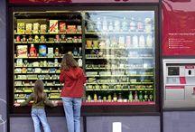 Retailing - Vending Machines