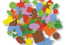 Stickers caoutchouc souple / Stickers caoutchouc souple pour enfants