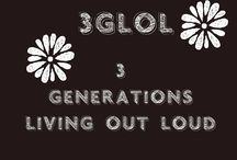 3GLOL / 3GLOL - 3 Generations Living Out Loud. #recipes #food #desserts #treats #snacks #dinner #lunch #breakfast #appetizer  Basically, all of our easy recipes in one board. http://www.3glol.net
