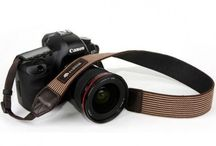 Creative striped camera strips / Pruhované popruhy na fotoaparát / Selection of creative camera strips by Lokoko.cz
