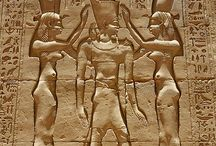 Ancient Egypt - Art and Life / art, architecture, design of ancient Egypt