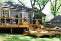 Home // outdoor ideas