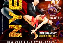 NYE LATIN EXTRAVAGANZA 2014 / Order tickets via Eventbrite: https://nyelatin.eventbrite.com/  Our 3rd NEW YEAR'S LATIN EXTRAVAGANZA at the WESTIN CHARLOTTE HOTEL!!! Ring in the New Year the best way we know how... Dancing to SALSA, BACHATA, MERENGUE, & MORE with All of the SALSEROS in the Queen City and Surrounding areas... Music by DJ Carlos DJ-LeBron.  ****This is a PARTY FORMAL but dance-ready attire****  TICKETS are only $35/person & $60/couple Age: 21+ 704-449-8112