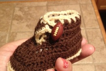 Crochet: Shoes & Slippers / by Patti Stuart