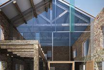 Arquitectura que nos gusta / Trabajos de arquitectura que nos dejan con la boca abierta.