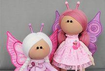 bonecas de eva