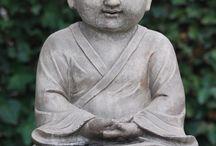 sculpture bouddha