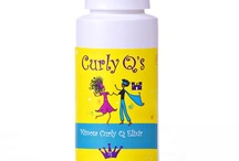 CURLY Q's we adore! / Looking for a Curly Hair Care Products Fit for Your Prince or Princess! CURLY Q'S delivers quality curly hair care products guaranteed to define, defrizz, & condition your curls. Whether you have naturally curly, wavy, or kinky textured hair... CURLY Q's has what your are looking for!