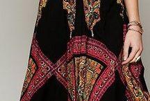 top/long dress