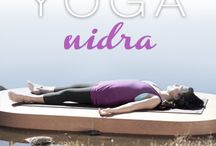 Yoga Nidra / In Yoga-Nidra, you are guided by the soothing voice of your teacher, while you enter into a deep sleep but still remaining conscious and aware.  Understanding this practice is not as important as experiencing it. Yoga-Nidra goes beyond ordinary relaxation and while it provides the same benefits, it does so much more. Yoga-Nidra expands your consciousness allowing for a greater sense of self awareness and a higher vantage point for a larger more complete perspective.