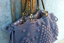 Crochet- Des sacs
