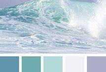 Fal szín