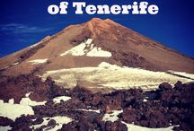 The Canary Islands / My travels in the Canary Islands