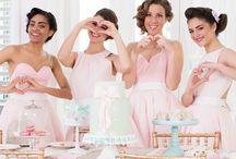 Bridemaids 2015 / Já conhecem a nossa linha de vestidos de festa? Com uma colecção muito romântica e divertida para damas de honor!   Do you already know our line of party dresses ? With a very romantic and fun collection for bridesmaids !   www.jaquelineroxo.com