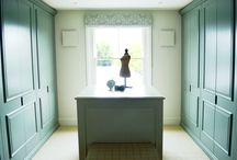Private Residence / Dressing Room Wardrobes & Furniture