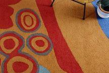 Australian Indigenous Rugs Designs