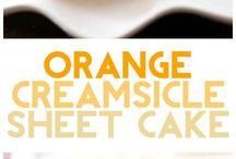 Sheet cakes to sleep on