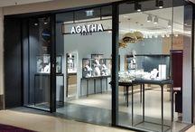 Concept Les 4 Temps / La boutique Agatha Les 4 Temps s'est refait une beauté et vous attend avec impatience de 10 h à 20 h pour combler toutes vos envies !
