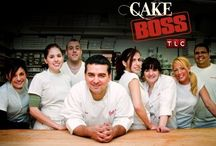 Cake Boss / by Kimmie