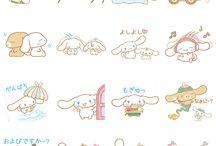 Stickers (personaggi Sanrio)