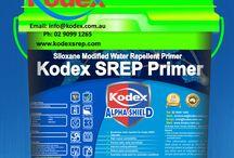Silicone Resin Emulsion Primer / www.kodexsrep.com