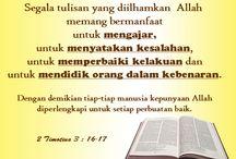 Ayat Alkitab Favorit