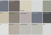 COLOR CHART / Wall color