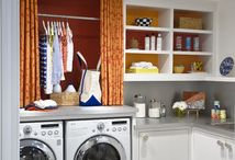 Laundry Room / by Rebecca Dorrity