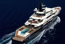 Superyachts / Photos of some of the most impressive yachts, superyachts and megayachts from 40+m.