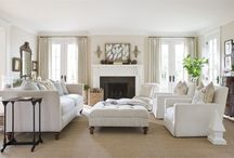 Courtney Cox  | Alex Deringer / 2 Ivy Lane - TOP INTERIOR DESIGNER H&D PORTFOLIO - DC/MD/VA - http://www.handd.com/2IvyLane - Founding partners Courtney Cox and Alex Deringer thrive on teamwork and ideas, specializing in beautiful, transitional spaces that juxtapose old and new, casual and formal, elegant and practical. This approach forms the cornerstone of 2 Ivy Lane's aesthetic.