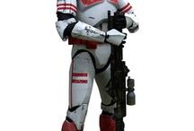 Armaduras Star Wars