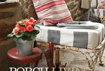 Porch Living!! / by Leslie Kottwitz