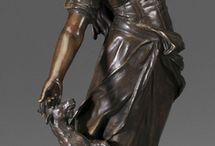 Orientalist French Bronze